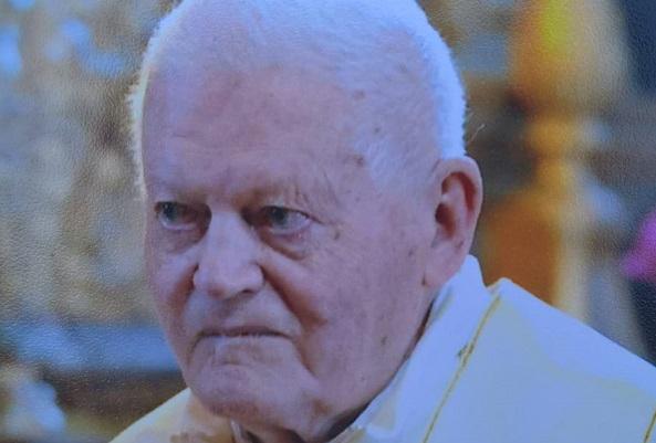 Addio don Tomasi, sacerdote centenario - Vicentini nel Mondo