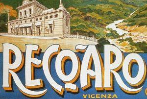 La rinascita dell'acqua minerale Recoaro - Vicentini nel Mondo